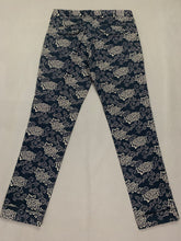 "Load image into Gallery viewer, GANT RUGGER Mens Floral Pattern TROUSERS Size IT 48 - Waist 33"" - Leg 31"""