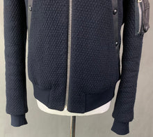Load image into Gallery viewer, PAUL SMITH Mens Wool Blend BOMBER JACKET / COAT Size L - Large