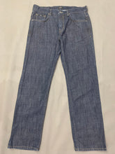 "Load image into Gallery viewer, HUGO BOSS Mens KANSAS Blue Denim Regular Fit JEANS Size Waist 34"" - Leg 32"""