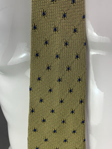 REISS LONDON Mens 100% SILK TIE - Made in Italy