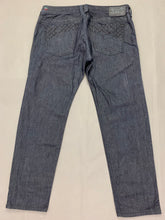 "Load image into Gallery viewer, DIESEL Mens TIMMEN Blue Denim Tapered Leg JEANS Size Waist 38"" - Leg 30"""