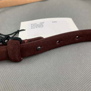 New PAUL SMITH Ladies THUMBLETINA Italian Leather BELT - Size Small - S - 70cm