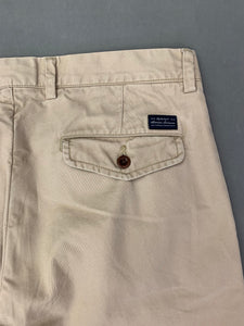 "GANT Mens NEW HAVEN Beige CHINOS / TROUSERS Size Waist 32"" - Leg 31"""