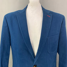 "Load image into Gallery viewer, GANT Mens Blue BLAZER / SPORTS JACKET Size IT 50 - 40"" Chest - Large L"