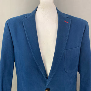 "GANT Mens Blue BLAZER / SPORTS JACKET Size IT 50 - 40"" Chest - Large L"