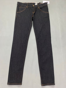"New MISSONI Ladies Dark Blue Denim JEANS Size Waist 28"" - Leg 31"" BNWT"