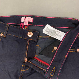 "New TED BAKER Ladies Blue Denim KLEEO JEANS Size Waist 32"" - Leg 32"""