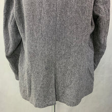 Load image into Gallery viewer, MASSIMO DUTTI Mens Grey 100% Wool COAT / JACKET - Size 2XL XXL