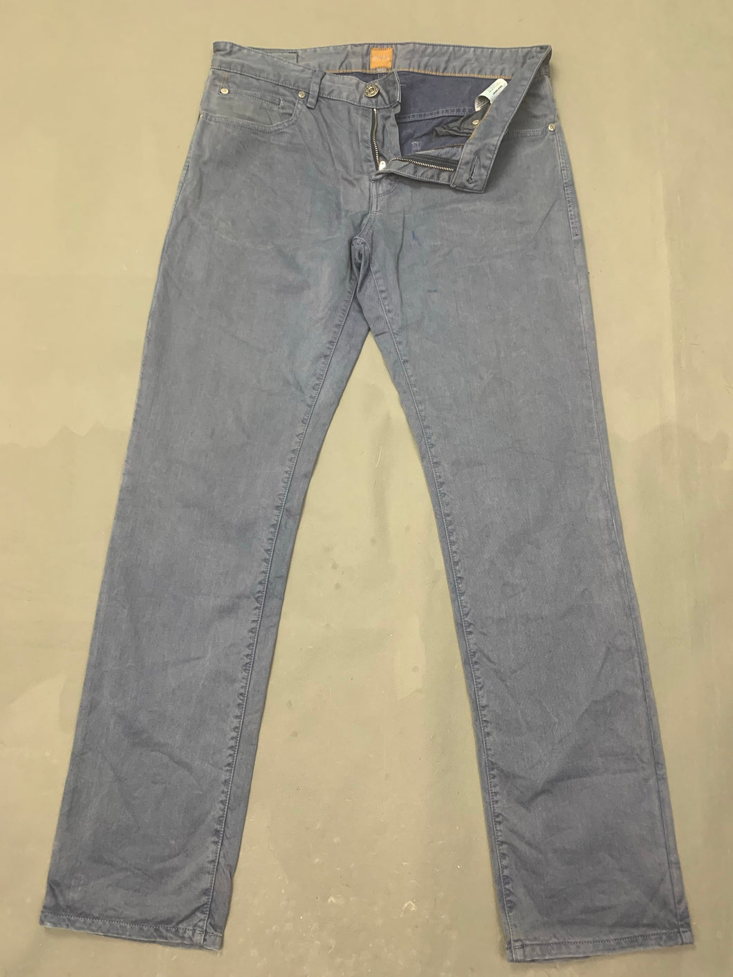 HUGO BOSS Mens ORANGE24 BARCELONA Denim JEANS Size Waist 34