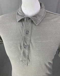 ORLEBAR BROWN Mens SEBASTIAN Linen Tailored Fit POLO SHIRT Size M Medium