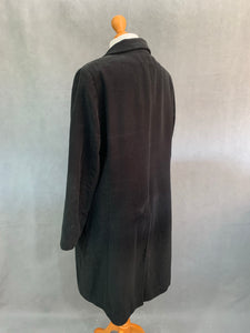 NICOLE FARHI Ladies Black COAT / JACKET - Size UK 14 - US 10