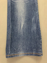 "Load image into Gallery viewer, NUDIE JEANS CO Mens THIN FINN GREYBLUE SHADES Denim JEANS Waist 36"" - Leg 31"""