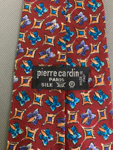 Load image into Gallery viewer, PIERRE CARDIN PARIS Mens 100% SILK TIE - Made in Italy