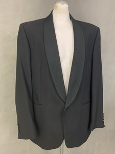 "EDE & RAVENSCROFT 2 PIECE DINNER SUIT Size 44R - 44"" Chest W38 L30"