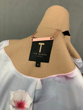 Load image into Gallery viewer, New TED BAKER Ladies KIKIIE Cashmere Blend COAT Ted Size 2 - UK 10 BNWoT