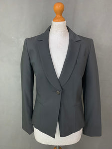 JOSEPH Ladies 2 Piece JACKET & TROUSERS SUIT Size 1 - UK 8