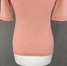 Load image into Gallery viewer, MISSONI Ladies Pink Sparkly TOP Size IT 42 - UK 10