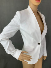 Load image into Gallery viewer, New TED BAKER Ladies BLISA White JACKET Ted Size 0 - UK 6 XXS 2XS BNWoT