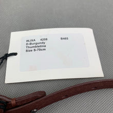 Load image into Gallery viewer, New PAUL SMITH Ladies THUMBLETINA Italian Leather BELT - Size Small - S - 70cm
