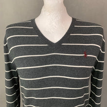 Load image into Gallery viewer, POLO by RALPH LAUREN Mens Slim Fit PIMA Cotton JUMPER - Size Medium M