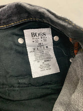 "Load image into Gallery viewer, HUGO BOSS Mens HB1 Denim JEANS Size Waist 32"" - Leg 32"""