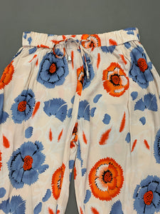 ALICE TEMPERLEY Ladies Vibrant TROUSERS - Size UK 10