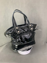 Load image into Gallery viewer, COCCINELLE Black Handbag / Tote Bag