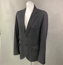 "Load image into Gallery viewer, HUGO BOSS Mens ODION BLAZER / SPORTS JACKET - Size IT 50 / UK 40"" Chest"