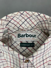 Load image into Gallery viewer, BARBOUR Mens Comfort Fit SCOTLAND CHECK 2 SHIRT - Size Small S