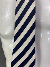 Load image into Gallery viewer, CHRISTIAN DIOR MONSIEUR Mens 100% Silk Striped TIE - Made in England