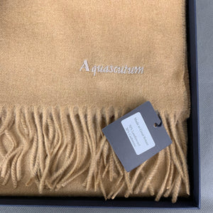 New AQUASCUTUM Ladies Cashmere Blend SCARF & GLOVES Boxed Gift Set BNIB