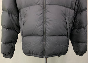 THE NORTH FACE Mens Black 700 DOWN FILLED PUFFER COAT Size Large L