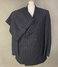 "Load image into Gallery viewer, CROMBIE Cashmere Blend 2 PIECE SUIT Size IT 52 - 42"" Chest W36 L31"