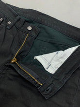 "Load image into Gallery viewer, LEVI STRAUSS & Co Mens Black Denim LEVI'S 541 JEANS Size Waist 32"" Leg 31"" LEVIS"