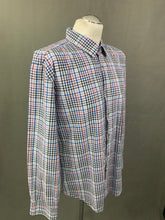 Load image into Gallery viewer, HUGO BOSS Mens Check Pattern Long Sleeved SHIRT - Size 2XL XXL