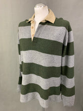 Load image into Gallery viewer, GANT Mens 100% Lambswool Collared Jumper - Size 3XL XXXL