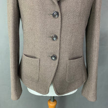 Load image into Gallery viewer, ARMANI COLLEZIONI Ladies VIRGIN WOOL & CASHMERE JACKET Size IT 44 - UK 12