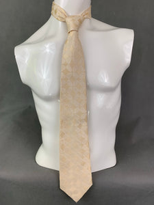 AQUASCUTUM London Mens 100% SILK Patterned TIE - Made in England