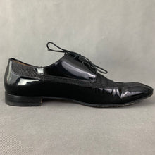 Load image into Gallery viewer, CHRISTIAN LOUBOUTIN Mens Black Leather Dress Shoes - Size EU 43.5 - UK 9.5