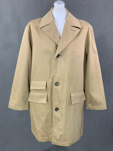 "HUGO BOSS Mens COAT / JACKET Size L LARGE - 40"" Chest - IT 50"