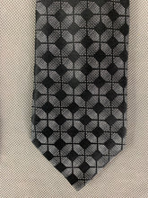 Load image into Gallery viewer, LANVIN Paris Mens 100% Silk TIE - Made in France