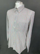 Load image into Gallery viewer, BARBOUR Mens Regular Fit Check Pattern SHIRT - Size M Medium