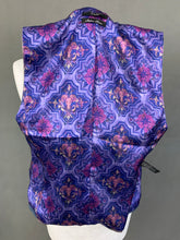 Load image into Gallery viewer, New TED BAKER PASHION Mens BEARWAY Blue WAISTCOAT Size 38R - Medium M - BNWoT
