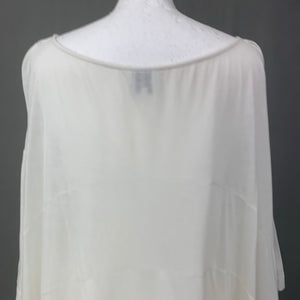 3.1 PHILLIP LIM Ladies Oversized TOP - Size Small S