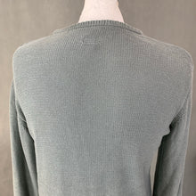 Load image into Gallery viewer, ARMANI JEANS Mens Grey JUMPER - Size Medium M