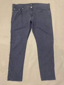 "HUGO BOSS Mens DELAWARE Blue Slim Fit JEANS Size Waist 40"" - Leg 32"""