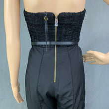 Load image into Gallery viewer, New TED BAKER Ladies KARLINA Black PLAYSUIT Ted Size 1 - UK 8 XS BNWT