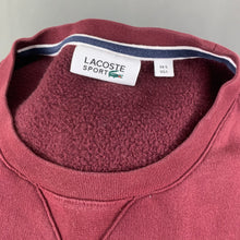 Load image into Gallery viewer, LACOSTE SPORT Mens Crew Neck SWEATER / JUMPER Size 5 - Large L