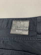 "Load image into Gallery viewer, HUGO BOSS Mens ARKANSAS1 Blue Denim JEANS Size Waist 34"" - Leg 34"""