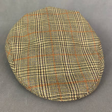 Load image into Gallery viewer, EWM Pure Classics 100% Wool Flat Cap - Hat Size L / Large - Peaky Blinders!